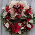 Find great deals on ebay for christmas wreath christmas door wreath