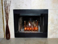 The 13 Delightful Candle Fireplace Inserts - Home Living ...