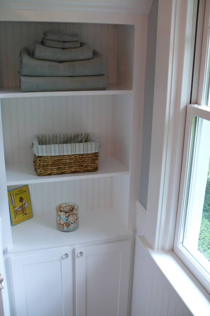 Built In Bathroom Shelves 31 Unique Built In Bathroom Storage Ideas Eyagci