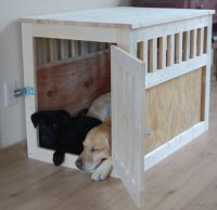 Stylish Dog Crates  So Your Cute And Furry Friend Can ...