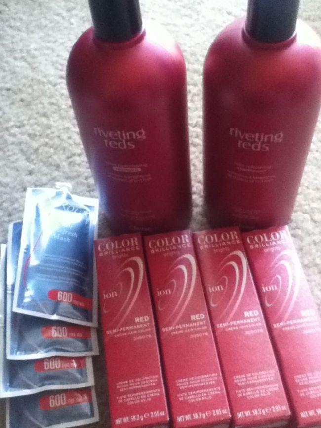 Red Hair Dye Sally Beauty Supply