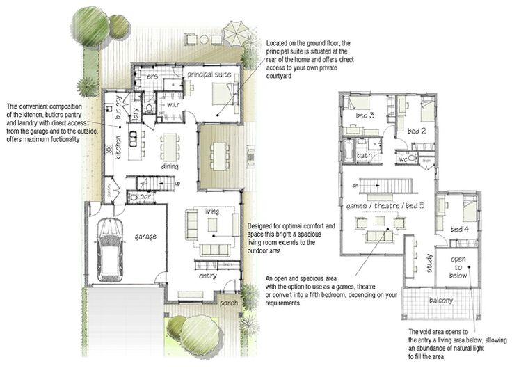 Kitchen Floor Plans Butler Pantry
