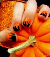 Halloween Nail Polish | Halloween ideas | Pinterest