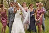 Style featured include Oleg Cassini at David's Bridal ...