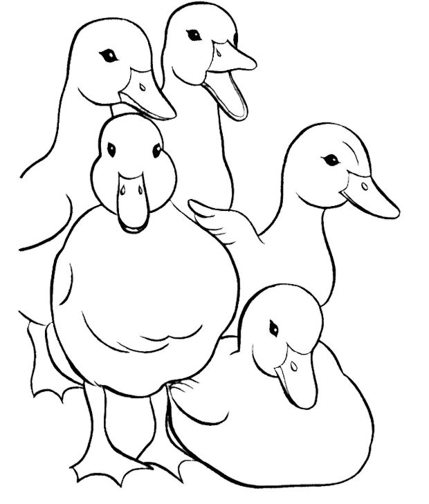 Duck Dynasty Coloring Pages Coloring Pages