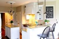 Cabinets: Sherwin Williams Roman Column | kitchen | Pinterest