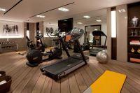 Basement gym | basement ideas | Pinterest