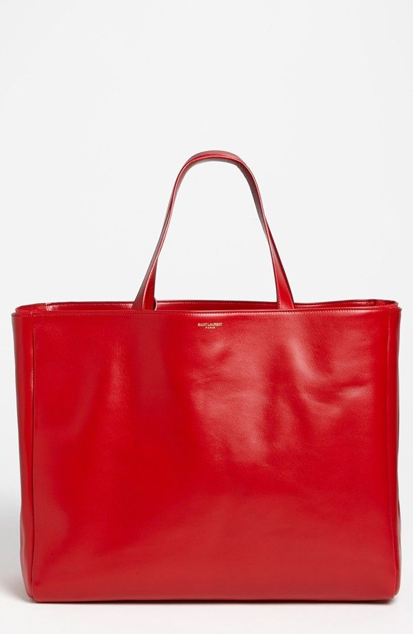 DESIGNER: SAINT LAURENT SEE MORE HERE: LARGE LEATHER TOTE NORDSTROM