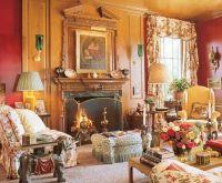 Living room | english country decor | Pinterest