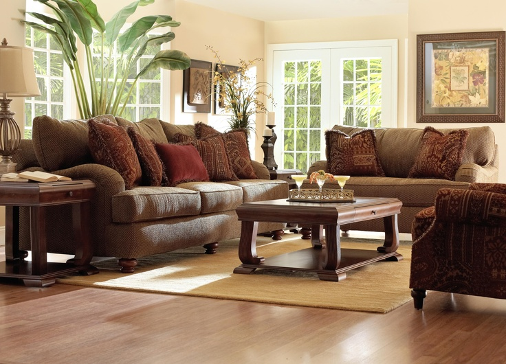 Family Room Furnishings
