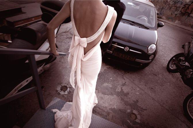 Inbal Dror haute couture bridal collection