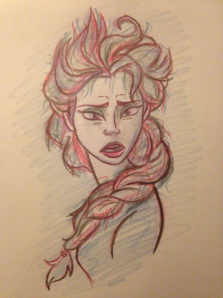 Elsa, by AmateurCraft