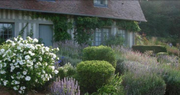louis benech norman garden northern france