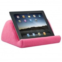 iPad pillow, iPad pillow, iPad stand, iPad wedge, lap ...