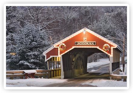 Image result for jackson, nh covered bridge