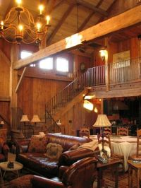 Old Barns Renovated into Homes | Old barn turned into a ...