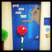 classroom doors | Horton Classroom Door | Bulletin boards ...
