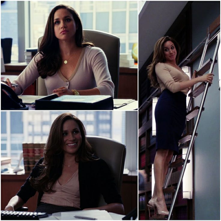 Great Rachel Zane
