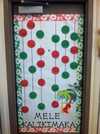 Classroom Door Decorations For Christmas Photograph | Pin Cl