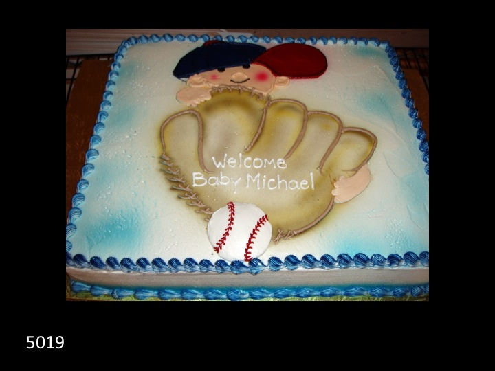 Baby Cakes Baseball Hat