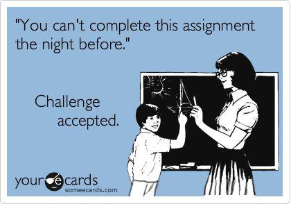 How to stop procrastinating homework