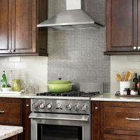 Kitchen Tiles Backsplash On Kitchen Backsplash Behind ...