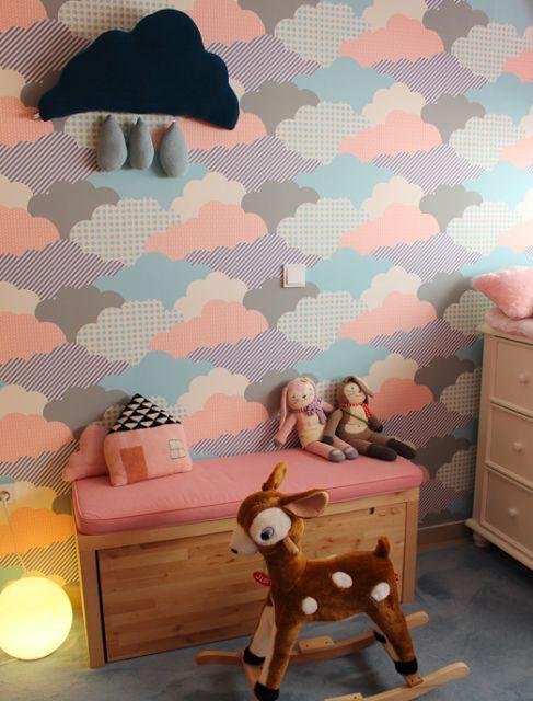 Sala nublado # kid # quarto