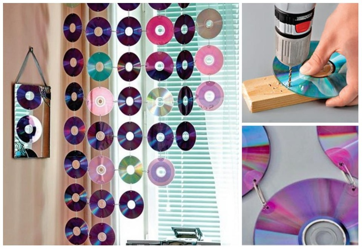Repurpose CDs and DVDs | ecogreenlove