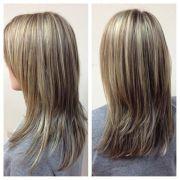 neutral blonde beautiful hair