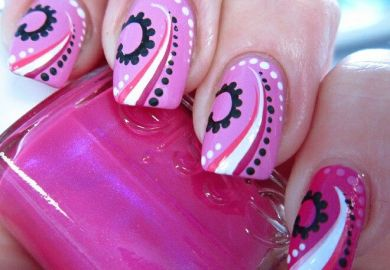 Pics Of Nail Design Art