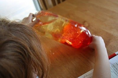 Science Project: Homemade Lava Lamp