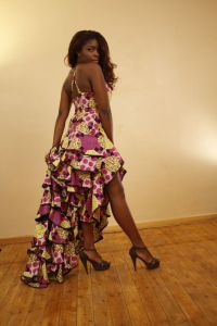 The gallery for --> African Evening Dresses