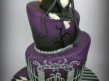 jack skellington cake | Cook | Pinterest