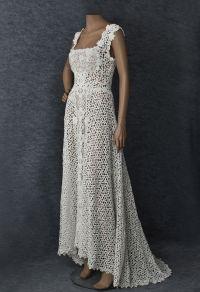 Irish lace wedding dress | early 1900s | Pinterest