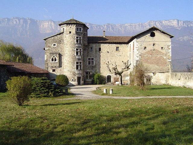Image result for la riviere chateau isere