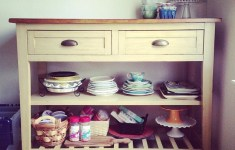 Ingenious Kitchen Buffet Table That Will Surprise You