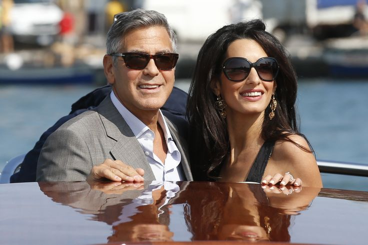 It's official: Amal Alamuddin changes name to Amal Clooney