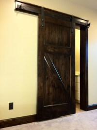 Interior sliding barn door | home cuties | Pinterest