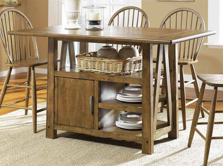 kitchen tables storage