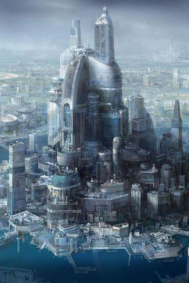 Future High Rise City.  www.AmericaUSARealEstate.com