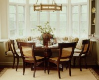banquette seating | Dining rooms | Pinterest
