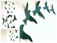 Bird 3D Wall Decor, Bird Wall Art, Nursery, Boys Room ...
