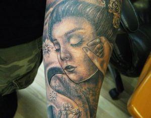 Tattoos Sleeve Designs