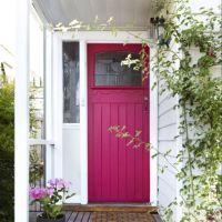 frontdoor | In Love with Color | Pinterest