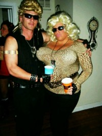 Homemade Dog The Bounty Hunter Costume - Hot Girls Wallpaper