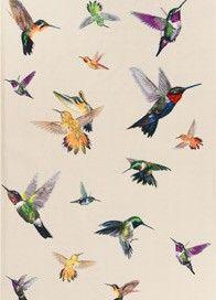 Alexander Mcqueen Hummingbird Ivory