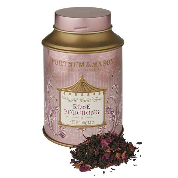 Rose Pouchong | Fortnum's Rose Pouchong Tea