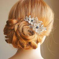 victorian wedding hair victorian style bridal hair ...