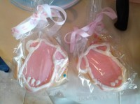 Home Decorating Pictures : Homemade Baby Shower Party Favors