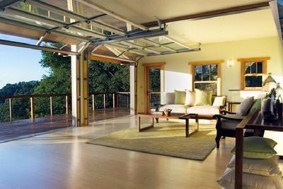 Living Room Garage Doors  HOUSE  Pinterest